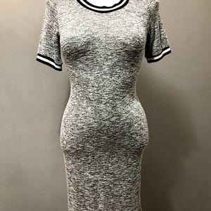 Body-con T-Shirt Stretch Dress